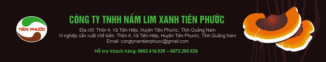 Nấm Lim Xanh Tiên Phước