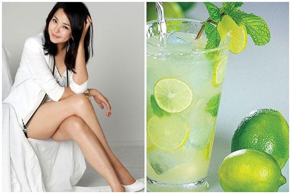 Nước uống giảm cân siêu tốc